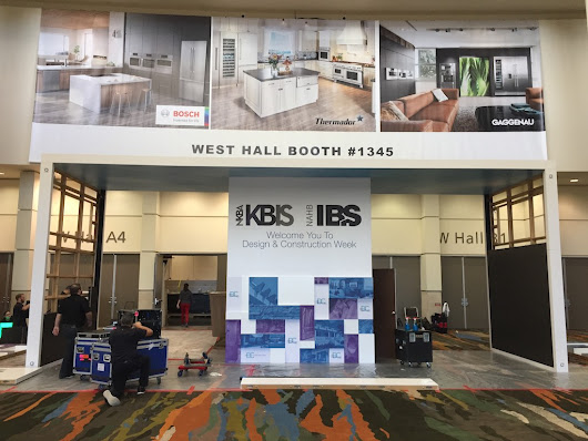 Behind The Scenes At The International Builders Show