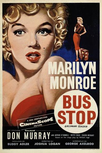 Vintage Hollywood Posters 100