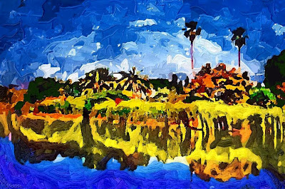 Mirada fauvista al Delta del Llobregat (Toni Arencón i Arias)