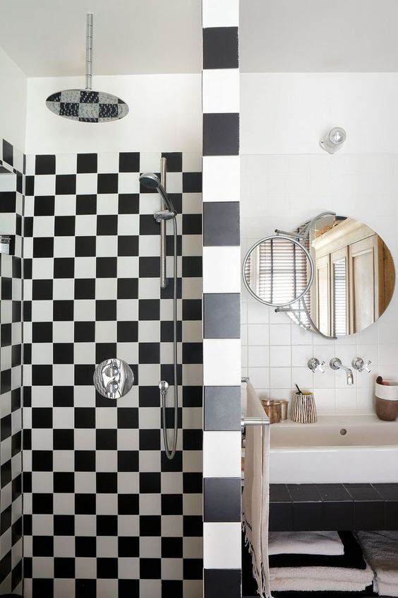 Home garden 89 id es pour am nager une petite salle de - Creer une salle de bain dans une chambre ...