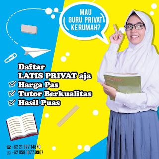 Guru les privat bahasa inggris, guru privat
