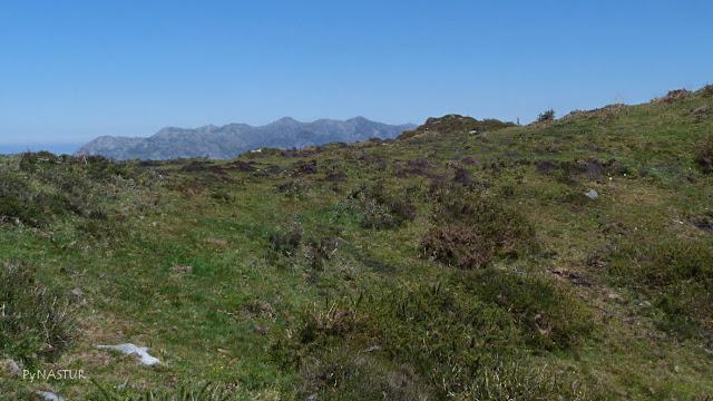 Sierra del Sueve desde el Pico Torre - Asturias