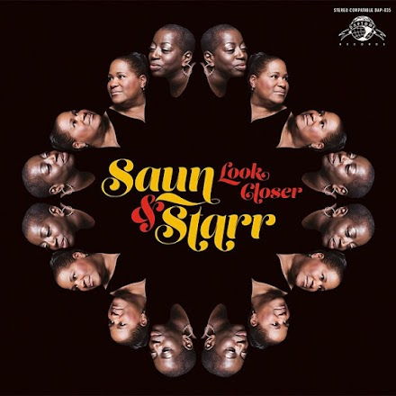 Saun and Starr  - Look Closer | Soul Album Tipp und Stream