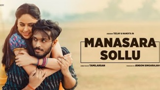 Mansara Sollu Official Video Song – Teejay | Priyanka | Nandita | Jenson | Tamilarasan