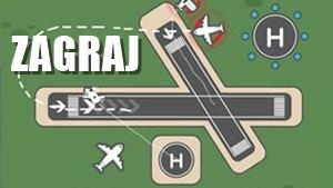 Gry lotnicze i gry samoloty. Gra kontrola lotów na lotnisku. Kontroler lotów Flight Game Radar