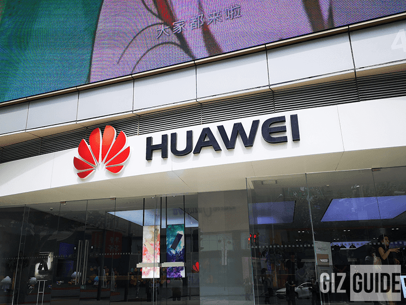 Huawei spent USD 62.5B in research and development