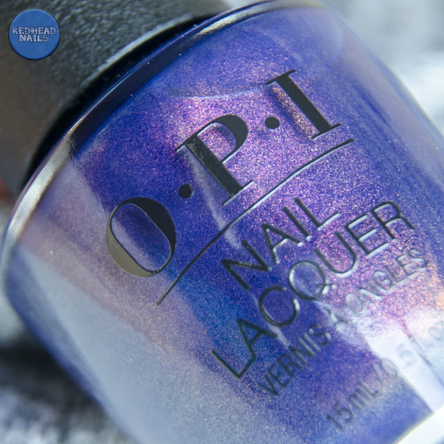 OPI Turn On The Northern Lights
