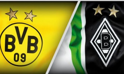 Borussia Dortmund vs Borussia Monchengladbach Full Match & Highlights 23 September 2017