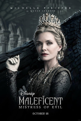 Maleficent Mistress Of Evil Movie Poster 3