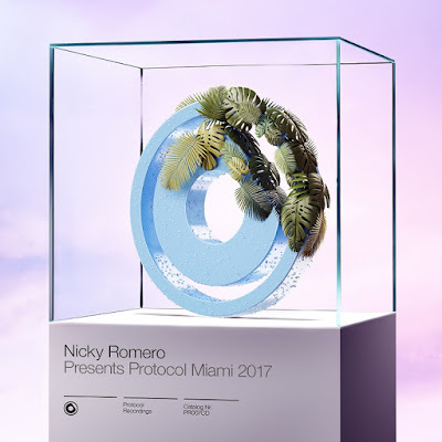 """Nicky Romero's """"Miami 2017"""" compilation Out NOW"""