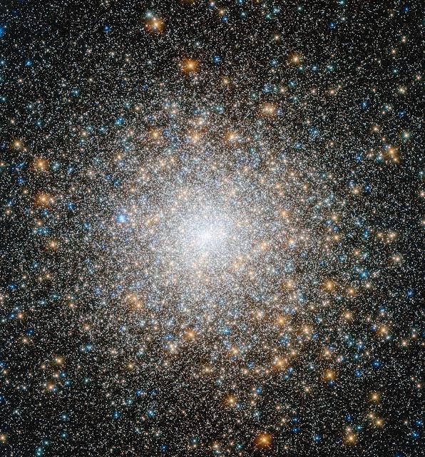 star cluster Messier 15