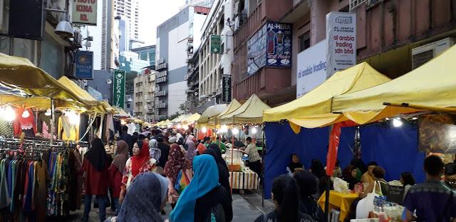 Pasar Tunku Abdul Rahman (TAR) @ Kuala Lumpur