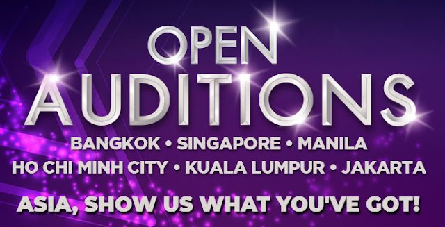 Asia's Got Talent 2018 Open Auditions