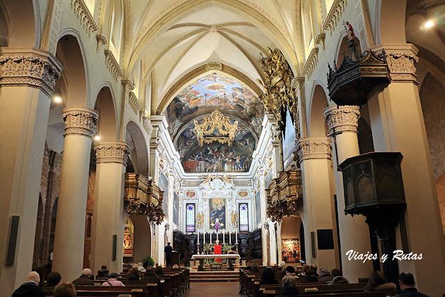 Basílica de Sant'Antonino de Piacenza