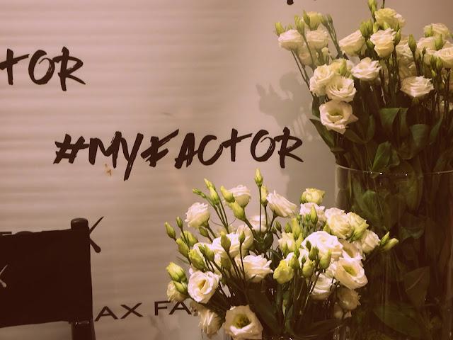Max Factor #myfactor