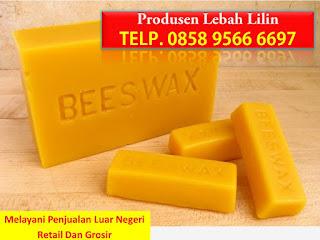 TELP/WA : 0858 9566 6697, Jual Beeswax Lilin Lebah Surabaya, Jual Beeswax Lilin Lebah Murah Surabaya