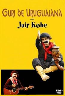 baixar capa DVD   Os Grandes Causos do Guri de Uruguaiana