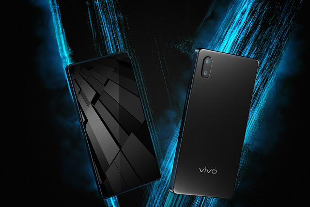 Vivo APEX FullView Concept Smartphone With 98% Screen-to-Body Ratio Announced