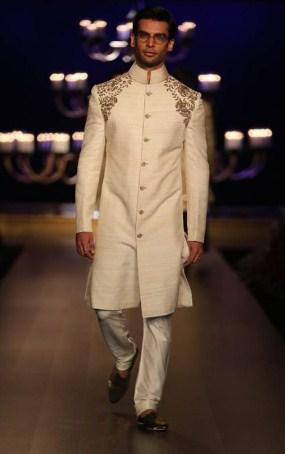 32 Koleksi Model Baju Muslim Pria Desain Modern Terbaru 2018