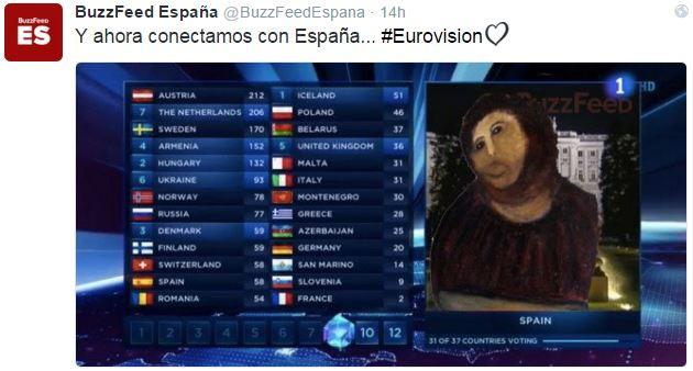 eurovision conexion españa ecce homo