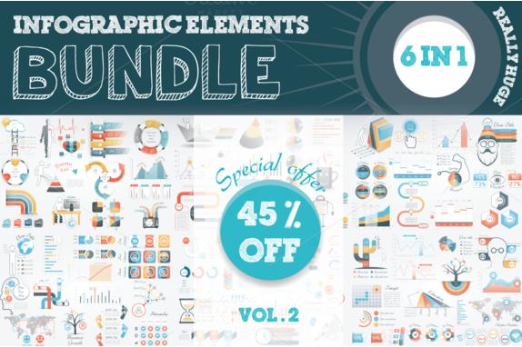 recursos para diseñar infografías