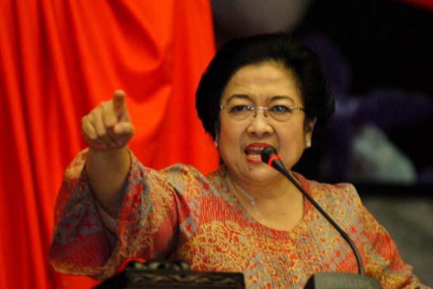 Kata Megawati: Yang Tuduh Jokowi Diktator, Berani Ketemu Berhadapan, itu Baru Jantan