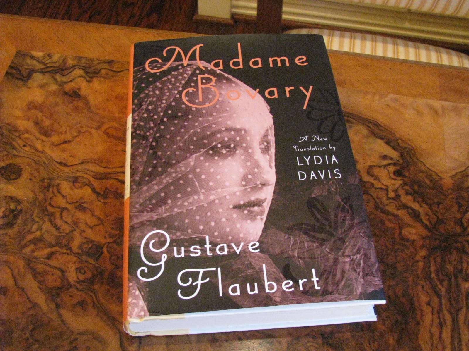 madame bovary gustave flaubert