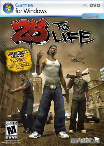 25 To Life PC Full Español(MEGA)