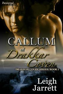 Callum of Drakkar Coven by Leigh Jarrett