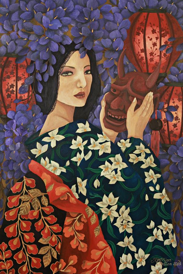 Paintings By Katrina Pallon