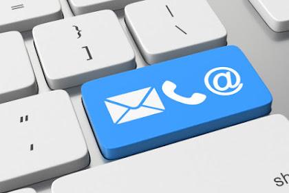 Cara Mudah Membuat Contact Us Keren di Blogger