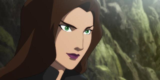 10 Penjahat Wanita Terkuat DC Universe