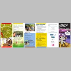 Programa Actividades en Segovia para niños 2018