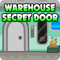 AvmGames Warehouse Secret Door Escape