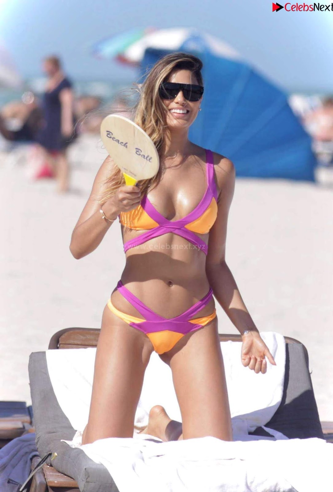 Ariadna Gutierrez in Sexy Pink Bikini SEXY ASS WOW BOOTY IN SWIMSUIT BIKINI CELEBRITYBOOTY.CO Exclusive Celebrity Pics