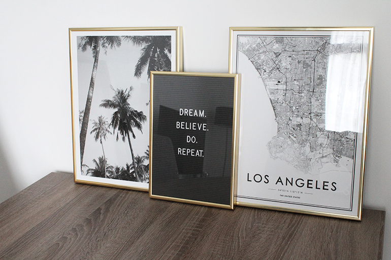 Posters In Interieur : Desenio interieur posters this girl can shop