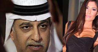 Δεν Φαντάζεστε Ποια Πασίγνωστη Ελληνίδα τραγουδίστρια είναι ζευγάρι με τον σεΐχη του Μπαχρέιν!