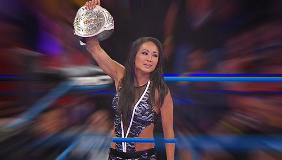 "TNA - Gail Kim destrona a ""The Beautiful People"""