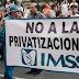 Ya es oficial, el IMSS privatiza los hospitales de Nuevo León, Chiapas y Nayarit