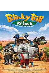 Blinky Bill the Movie (2015) BDRip m1080p Español Castellano AC3 5.1 / ingles AC3 5.1