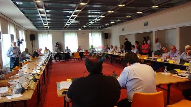 Συνεδριάζει το Περιφερειακό Συμβούλιο Πελοποννήσου στις 26 Απριλίου