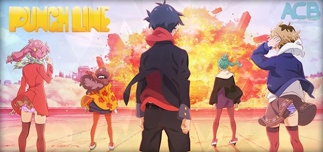 Punchline Top 15 Anime Super Hero