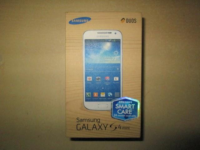 Dus Samsung Galaxy S4 Mini Bekas Layak Pake