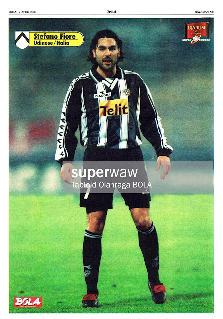POSTER STEFANO FIORE UDINESE