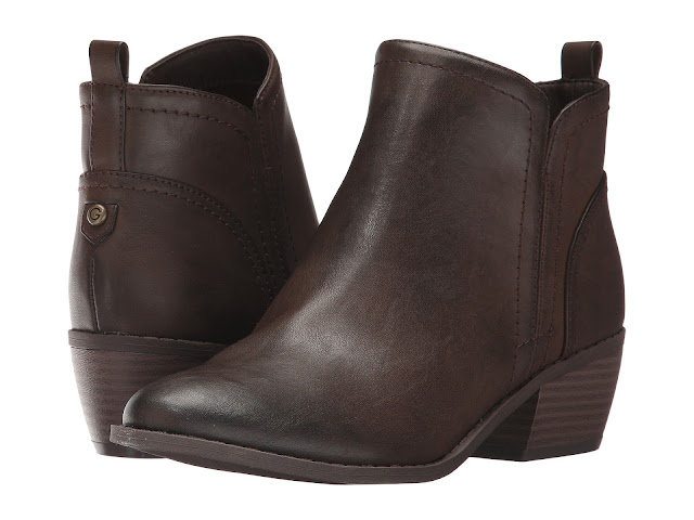 Amazon: G by Guess Tammie Booties only $28-$30 (reg $69) + Free Shipping!