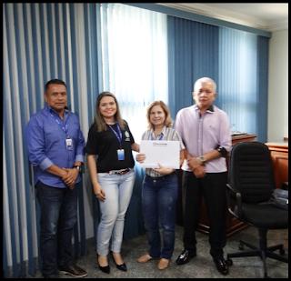 Relatório da Barragem do Camping Ibirapuera é entregue aos representantes de Castanhal no Pará