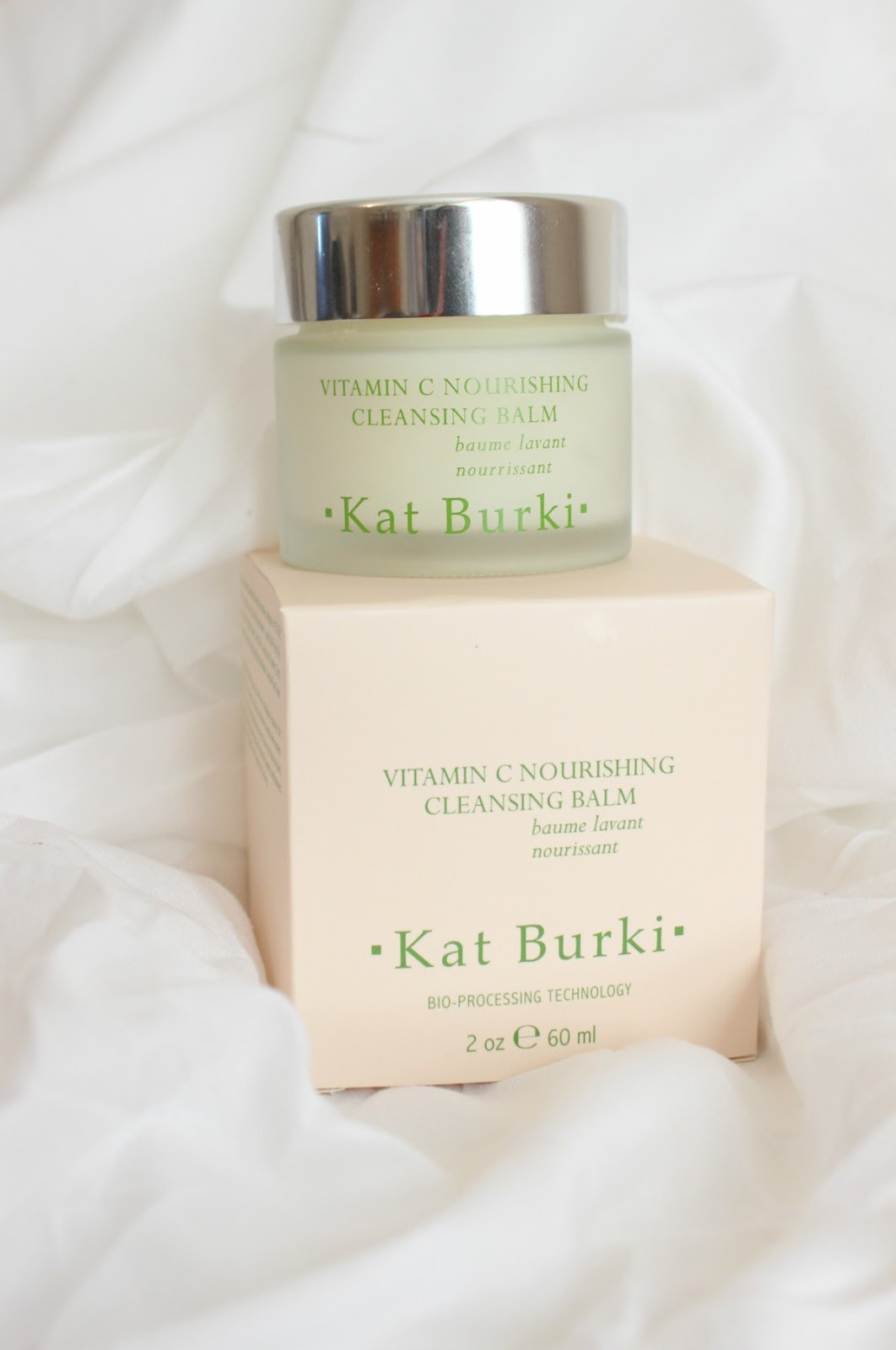 Kat Burki Vitamin C Nourishing Cleansing Balm Review