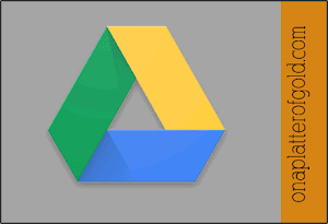 Google Drive offers an easy way to collaborate with others
