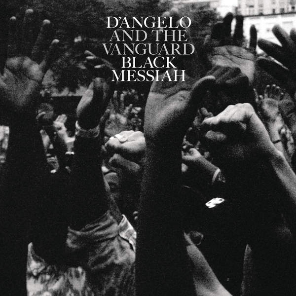 D'Angelo & The Vanguard - Black Messiah Cover