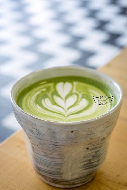 Woo! Cafe @ Lorong Dewan, Kota Kinabalu, Sabah
